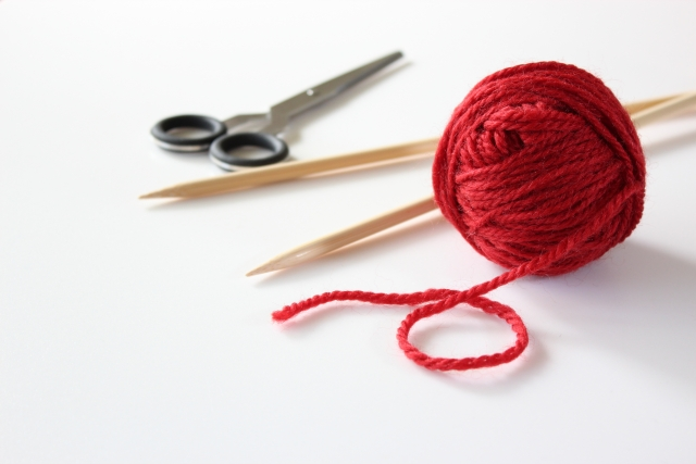 手芸の材料や道具の断捨離はどうする?