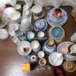 中古食器の断捨離〜リサイクル(寄付)と持ち込み処分の体験談