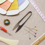 母から受け継いだ裁縫道具の断捨離~縫い針、待針の捨て方